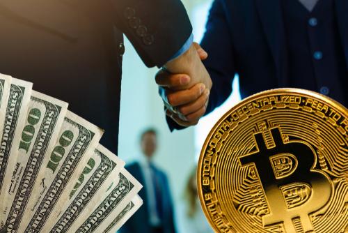 concept de la blockchain en business moderne